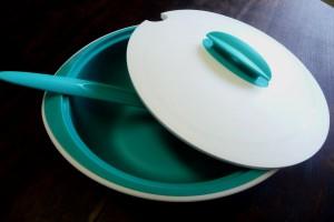 Speisen warm halten mit dem Thermo Duo von Tupperware