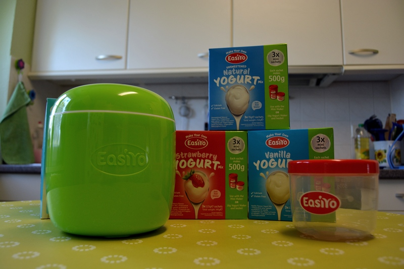 Jogurt-Set von Easiyo