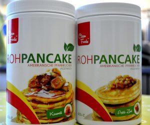 Roh Pancakes – Leckere Alternative bei kohlenhydratarmer Ernährung