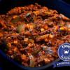 Mediterrane Zucchini-Pfanne