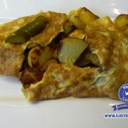 Bauernfrühstück - ein Klassiker der Pfannengerichte