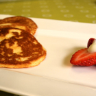 Low Carb Pancakes mit Mandelmehl