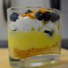 Spekulatius-Mascarpone-Creme mit Lemon Curd