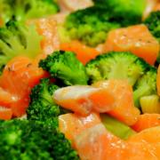Nudel-Lachs-Auflauf mit Broccoli