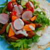 Süßkartoffel-Tacos
