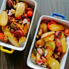 Kartoffel-Sucuk-Salat