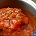 Feurige Grillsoße mit Chili