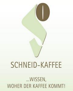 Logo der Kaffeerösterei Schneid aus München